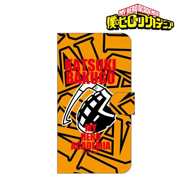 僕のヒーローアカデミア 手帳型スマホケース商品画像2