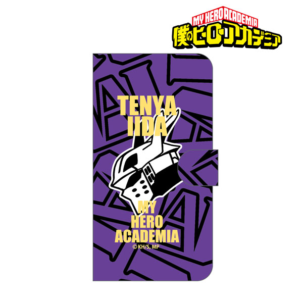 僕のヒーローアカデミア 手帳型スマホケース商品画像4