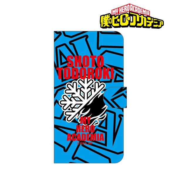 僕のヒーローアカデミア 手帳型スマホケース商品画像5