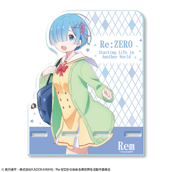 Re:ゼロから始める異世界生活 ブックスタイルスマホケース商品画像4