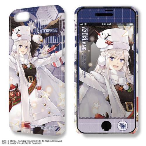 デザジャケット アズールレーン iPhone 7/8ケース&保護シート Ver.4