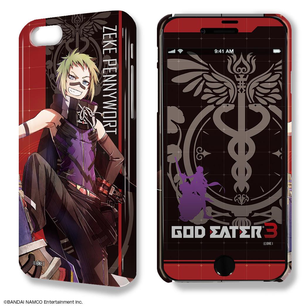 デザジャケット「GOD EATER 3」iPhone 7 Plus/8 Plusケース&保護シート商品画像4